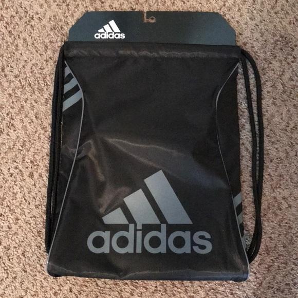 adidas Bags   Draw String Bag   Poshmark 7e72cef30f